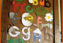 Alphabet Theme / Activities to make the alphabet come alive in your pre-k and k classrooms!