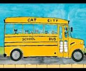 Pete the Cat / Activities for the book series, Pete the Cat for elementary classrooms.