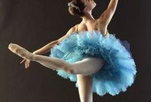 Ballet and dancing / by Kathryn Kabot