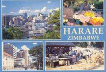 ZIMBABWE / by Kathryn Kabot