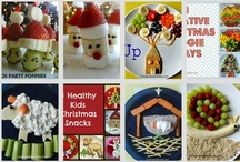 Creative Kid Snacks: The Blog / Fun, nutritious snacks for kids.  Ideas to help get kids to eat healthy food by presenting them in a creative way!  Visit creativekidsnacks.com to see them all!