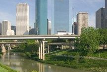 Houston Texas where I Used To Live / by Kathryn Kabot