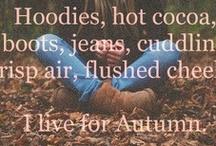 Autumn! / by Danie Becknell