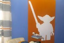 Inspiration - Boys' New Room