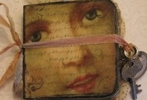 Altered books & objects
