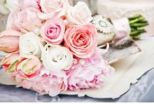 Wedding Inspiration Board {Pink}