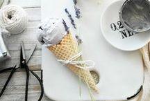 ♡ Freezer pleasers {frozen food} / Fancy frozen food & yummy iceream