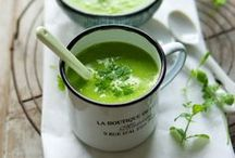 ♡ Soup / Soup for every season of the year