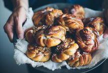 ♡ Bread / Recipes for bread or with bread