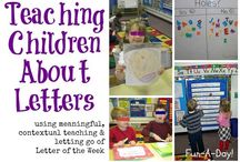 Kiddos: Alphabet activities