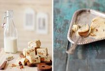 ♡ Salted caramel / Sweet and sticky salted caramel recipes