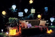 My Great Outdoors / Ideas and dreams for my backyard front courtyard. / by Becky Johnson