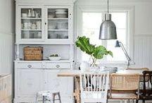 ♡ Swedish kitchen styleguide / Nordic, Scandinavian and Swedish style kitchens, accessories & food