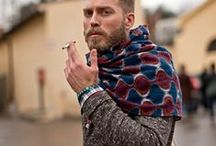 Man Stylin' / moda del hombre, modas de los hombres, estelística, Men's fashion, style, men's style, personal style, suits, tailoring, clothier, men's clothes, clothing, fabric, tying a tie, hem length, cuff length, bow tie, knots, jacket, jackets, suit jacket, necktie, styling men, stylish men / by Teresa Roberts Logan