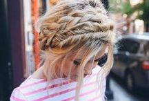 Braids for Days / Braided beauty is the best kind of beauty. / by ThreadSence