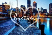 Boston / Planning for our 2015 trip