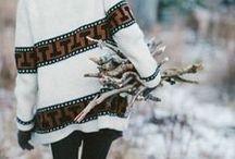 Winter Essentials / by ThreadSence