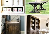 home ideas & projects / by Deneen Yonts-Wood