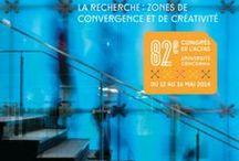 82e Congrès de l'Association francophone pour le savoir — Acfas / @Concordia est fière d'accueillir, du 12 au 16 mai #2014, le 82e Congrès de l'Association #francophone pour le savoir — #Acfas, à Montréal. Il s'agit d'une première dans l'histoire de notre établissement, qui célébrera également son 40e anniversaire l'an prochain. #Montreal http://www.concordia.ca/content/shared/en/events/main/2014/05/12/82-congres-acfas.html