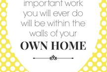 Home keeping Tips / by Jo Howes Bozarth.