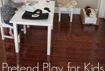 Kiddos: Pretend Play