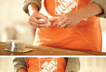 Home Depot inspiration! / by Jo Howes Bozarth.