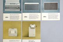 Braun brochures / Braun brochures from the 70's