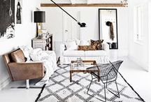 Home: Living Room / by Lou