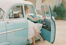 Wedding Inspiration Board {Aqua} / Curated list of gorgeous aqua wedding finds