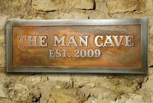 Man Cave / by Jo Howes Bozarth.