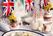 ♡ British food / British food - sweet & savoury