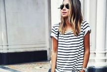 Show Off Your Stripes / Stripes are basically a neutral. / by ThreadSence