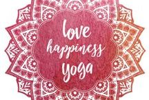 Love Happiness Yoga / Images from the LHY blog. www.lovehappinessyoga.com