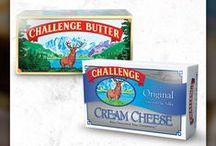 Challenge Thanksgiveaway / FREE Challenge Butter and Cream Cheese beginning on Monday November 16th, 2015! / by Challenge Butter