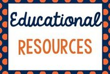 Educational Resources / Great elementary teaching resources. Pin your own items and the items of the other collaborators on this board.