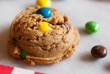 Cookies, Brownie & Bars