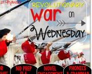 Revolutionary War on Wednesday: Magic Tree House / NO PREP (ELA) for the Magic Tree House novel, Revolutionary War on Wednesday. These resources focus on comprehension, vocabulary, phonics, grammar, and spelling skills for grades 1-3. Magic Tree House, Products, Book