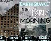 Earthquake in the Early Morning: Magic Tree House / NO PREP (ELA) for the Magic Tree House novel, Earthquake in the Early Morning. These resources focus on comprehension, vocabulary, phonics, grammar, and spelling skills for grades 1-3. Magic Tree House, Book, Product