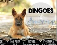 Dingoes at Dinnertime: Magic Tree House / Novel study and NO PREP (ELA) for the Magic Tree House novel, Dingoes at Dinnertime. These resources focus on comprehension, vocabulary, phonics, grammar, and spelling skills for grades 1-3. Magic Tree House, Book, Product