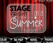 Stage Fright on a Summer Night: Magic Tree House / NO PREP (ELA) for the Magic Tree House novel, Stage Fright on a Summer Night. These resources focus on comprehension, vocabulary, phonics, grammar, and spelling skills for grades 1-3. Magic Tree House, Book, Product