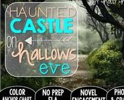 Haunted Castle on Hallows Eve: Magic Tree House / NO PREP (ELA) for the Magic Tree House novel, Haunted Castle on Hallows Eve. These resources focus on comprehension, vocabulary, phonics, grammar, and spelling skills for grades 1-3. Magic Tree House, Book, Product