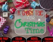 Ghost Tale at Christmas Time: Magic Tree House / NO PREP (ELA) for the Magic Tree House novel, Ghost Tale at Christmas Time. These resources focus on comprehension, vocabulary, phonics, grammar, and spelling skills for grades 1-3. Magic Tree House, Book, Product