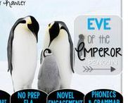 Eve of the Emperor Penguin: Magic Tree House / NO PREP (ELA) for the Magic Tree House novel, Eve of the Emperor Penguin. These resources focus on comprehension, vocabulary, phonics, grammar, and spelling skills for grades 1-3. Magic Tree House, Book, Product