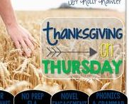 Thanksgiving on Thursday: Magic Tree House / NO PREP (ELA) for the Magic Tree House novel, Thanksgiving on Thursday. These resources focus on comprehension, vocabulary, phonics, grammar, and spelling skills for grades 1-3. Magic Tree House, Book, Product