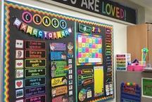 Classroom Decor & Organization / Whether you are a first year teacher overwhelmed with setting up your first classroom or a veteran looking for NEW, FRESH, and AMAZING ideas for your classroom, I've got you covered.  Teacher ideas, classroom decor, classroom organization