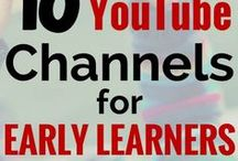 You Tube for Teachers / Need teacher approved You Tube channels, check out these lists for your classroom!