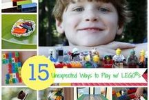 LEGO in the Classroom / Get creative and use Lego in the classroom for math and reading activities.