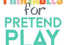 Dramatic Play Centers / Creative DIY ideas for dramatic play centers for preschool and  kindergarten classrooms.