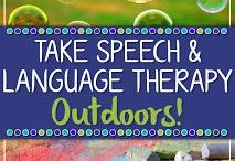 Speech Therapy / Speech therapy ideas for the classroom and at home for students with language processing disorders.