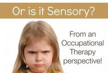 Occupational Therapy / Occupational therapy ideas for the classroom and at home for students with learning disorders.